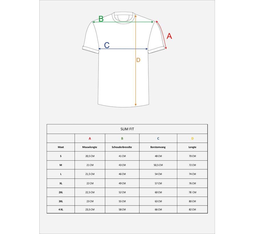 T-Shirt 89300 Black