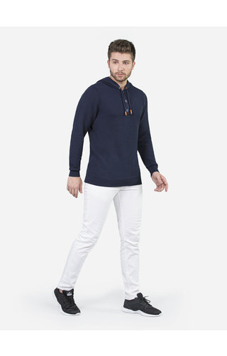 Wam Denim Sweater La Sarraz Navy