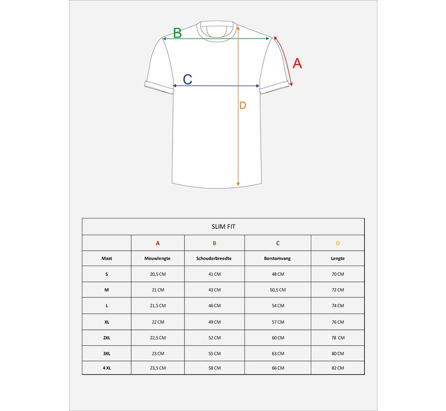 T-Shirt Richmond White
