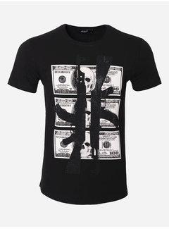 Wam Denim T-Shirt  547  Black