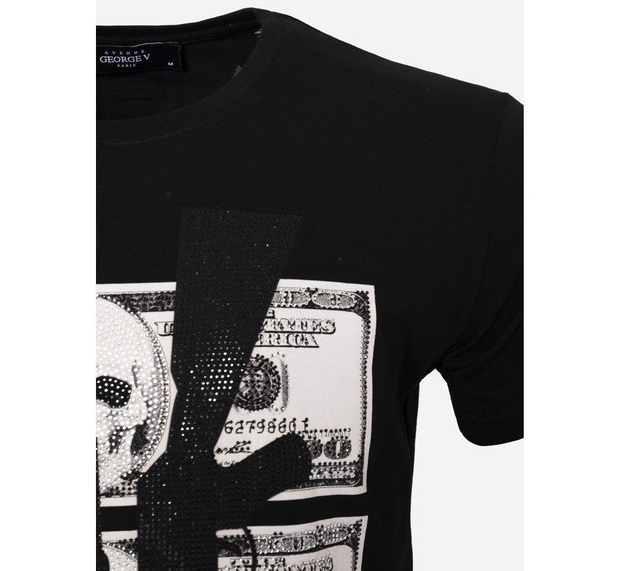 T-Shirt  547  Black