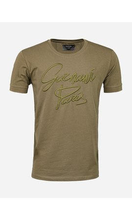 Wam Denim T-Shirt 69116 Khaki