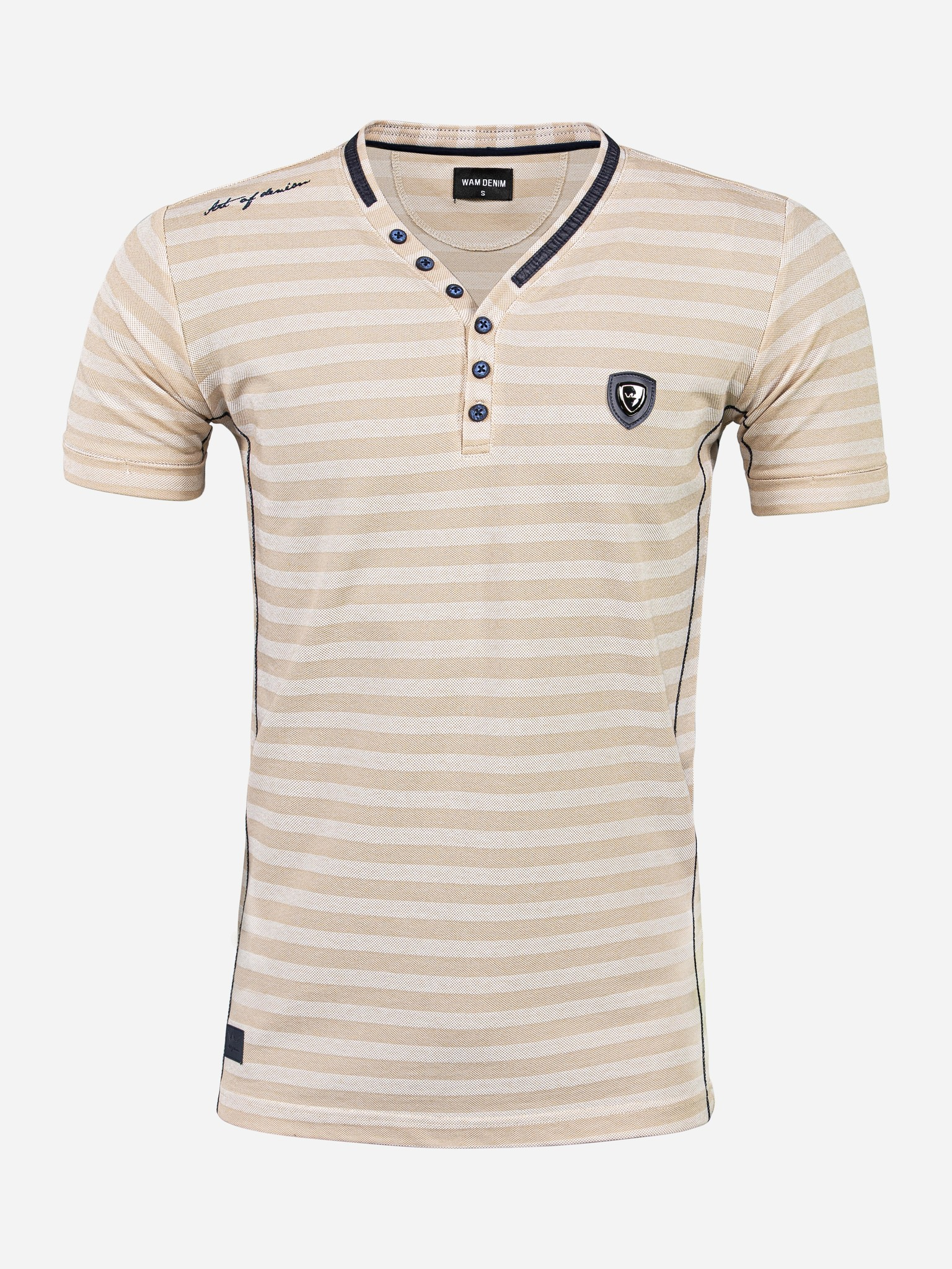 Wam Denim T-Shirt  Maat: XL
