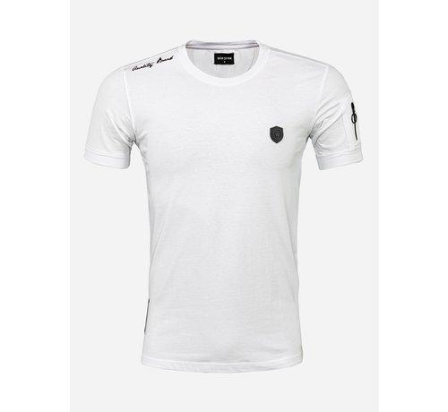 Wam Denim T-Shirt Richmond White