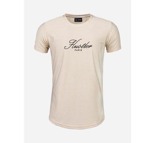 Wam Denim T-Shirt 89298 Beige
