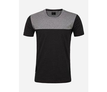 Wam Denim T-Shirt 89294 Black Grey