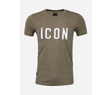 Wam Denim T-Shirt 89300 Khaki