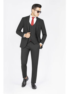 Wam Denim Pantalon70057 Evry Black