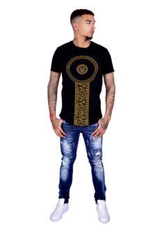George V Tshirt GV600 black