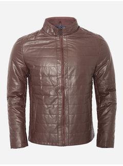 Wam Denim Summer Jacket 91004 Dark Red