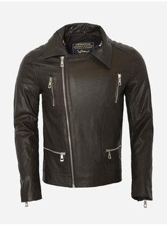 Wam Denim Summer Jacket  71164 Brown