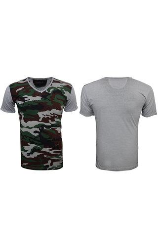 Wam Denim T-Shirt 79061 Green