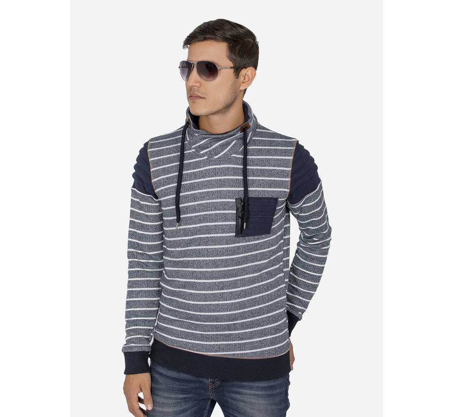 Sweater 66032 Jackson Navy