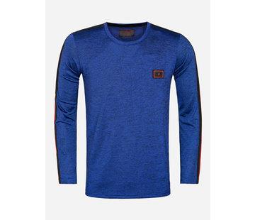Gaznawi Sweater 66010 Spokane Royal Blue