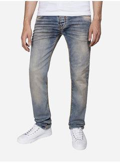 Wam Denim Jeans 72071 Pinnel Light Blue L34