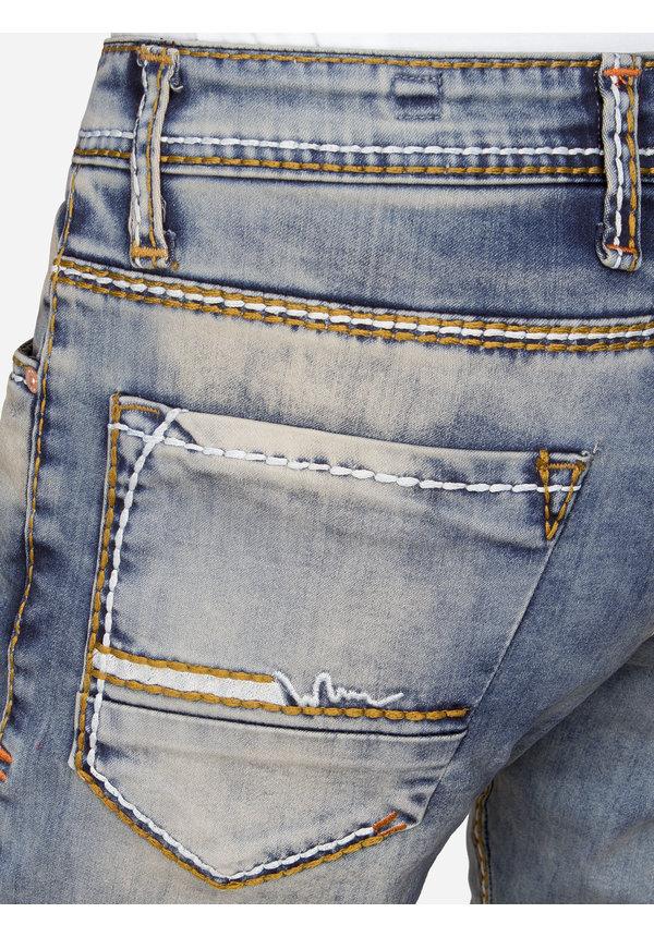 Jeans 72071 Pinnel Light Blue