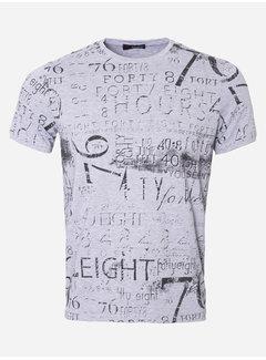 Wam Denim T-Shirt 135 Grey
