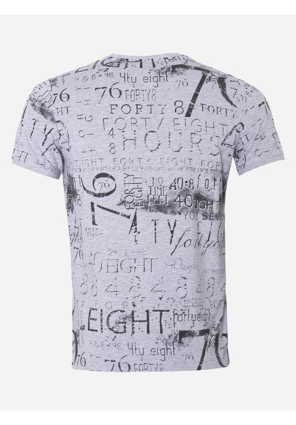 T-Shirt 135 Grey