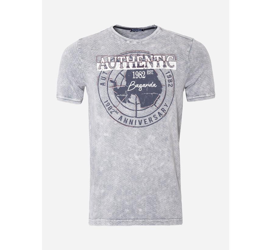 T-Shirt 96 Grey