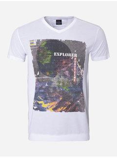 Wam Denim T-Shirt 131 White