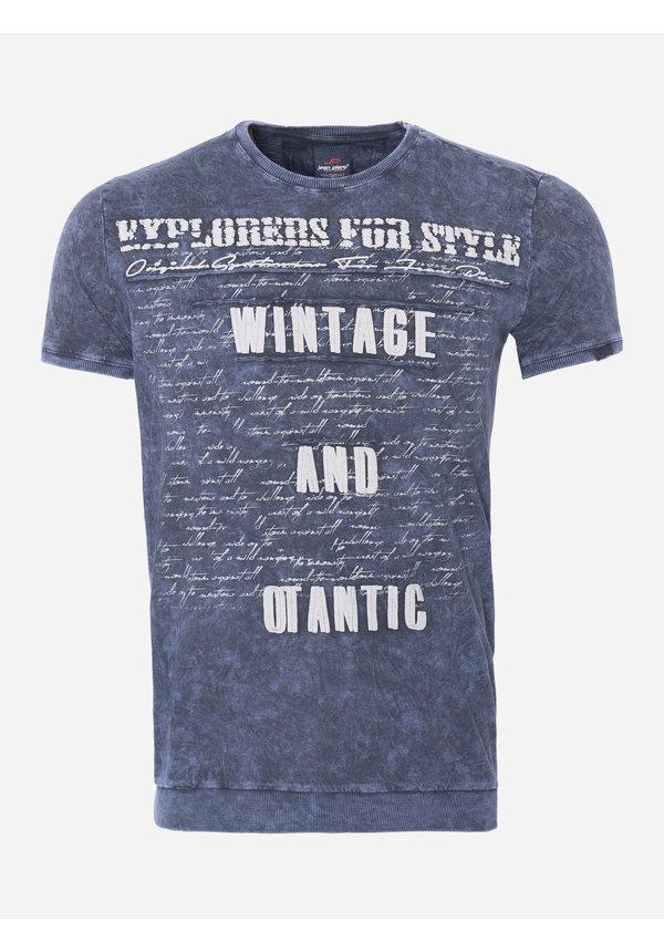 T-Shirt 133 Navy