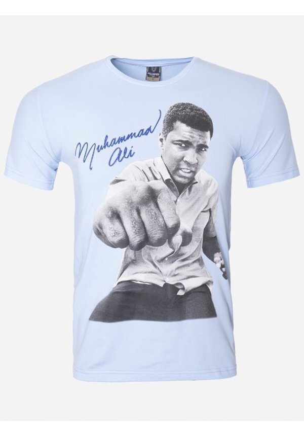 T-Shirt 62 Blouw