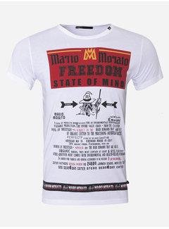 Wam Denim T-Shirt 93 White