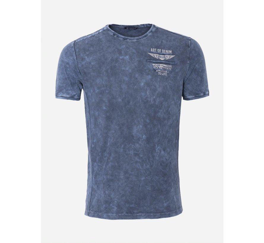T-Shirt 61 Blauw