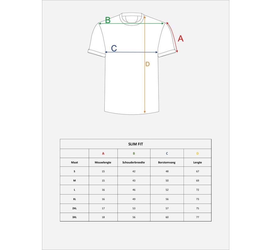 T-Shirt  69032 Black