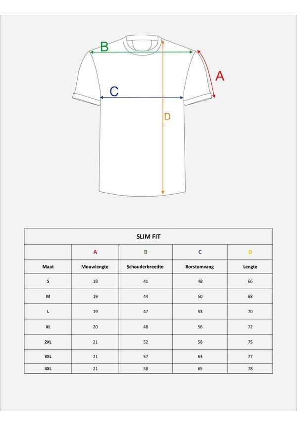 T-Shirt 79455 Aurora Blue