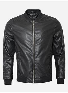 Arya Boy Summer Jacket ZMG-8150 Black