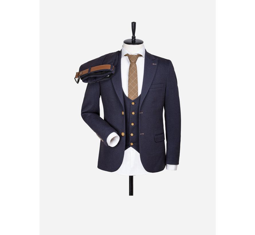 Jacket 60002 Grosseto Black Indigo