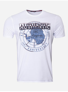 Wam Denim T-Shirt 146 Wit