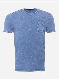 Wam Denim T-Shirt 52 Blauw