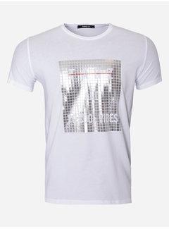Wam Denim T-Shirt 77 White