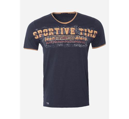 Wam Denim T-Shirt 129 Black