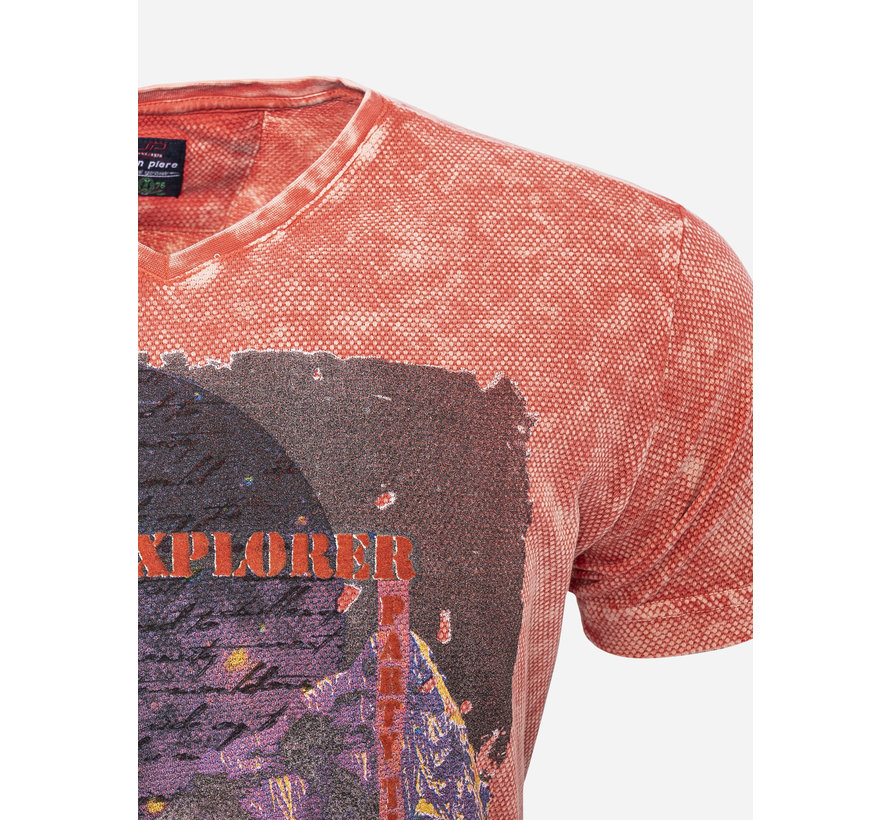 T-Shirt 10 Orange