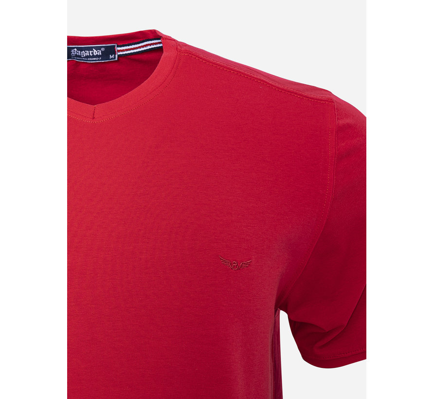 T-Shirt 16 Rood