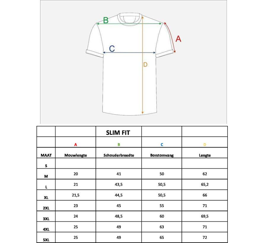 T-Shirt 24 Geel