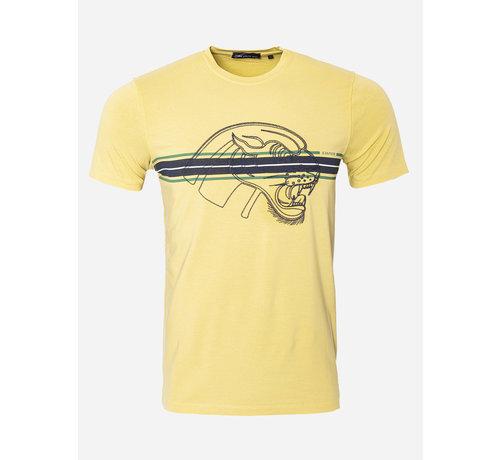 Wam Denim T-Shirt 24 Geel