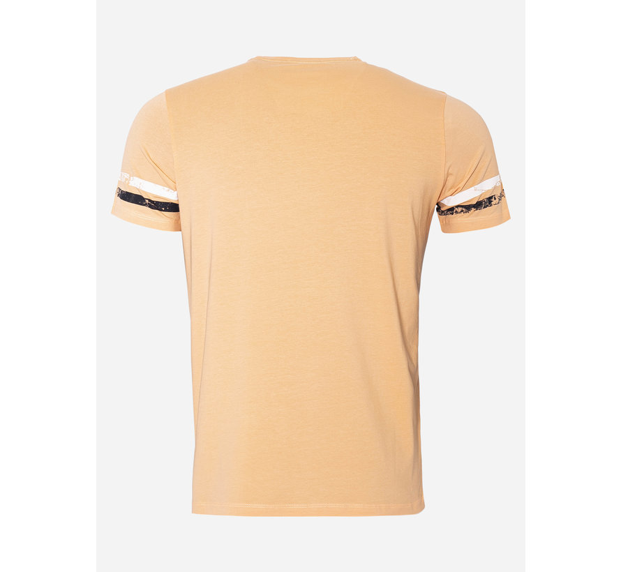 T-shirt 8 Oranje