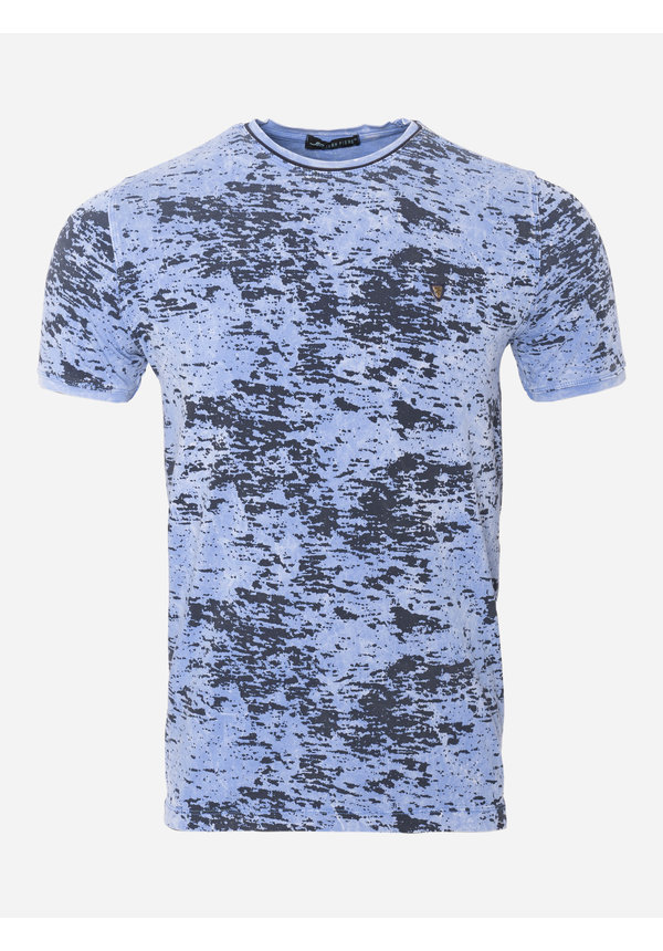 T-Shirt 158 Blauw