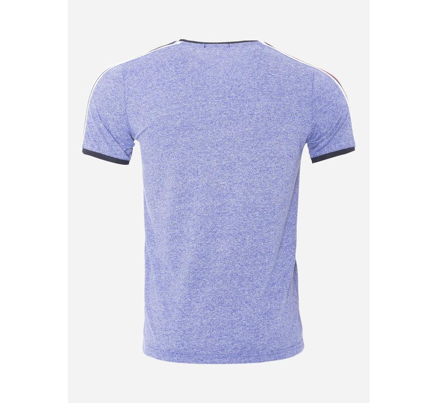 T-Shirt 167 Blauw