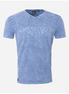 Wam Denim T-Shirt 173 Blue
