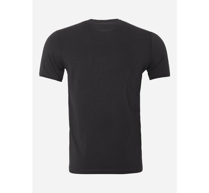 T-Shirt 184 Black