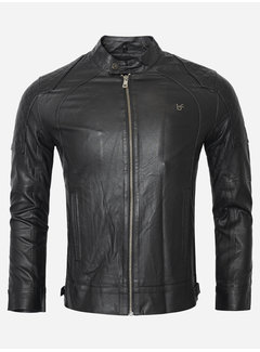 Wam Denim Summer Jacket 91002 Black