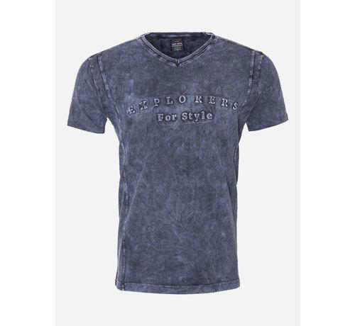 Wam Denim T-Shirt 132 Navy
