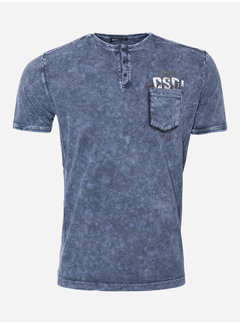 Wam Denim T-Shirt 141 Navy