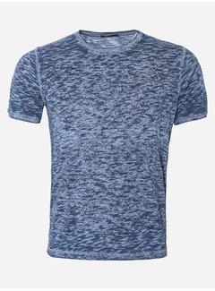 Wam Denim T-Shirt 144 Blauw