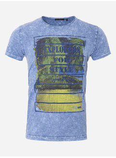 Wam Denim T-Shirt 197 Blue
